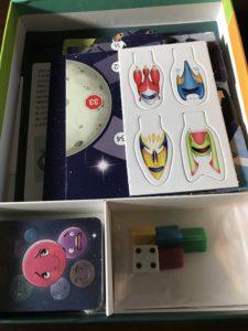 La planète de émotions - Nouveau jeu Placote