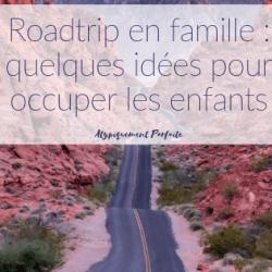 Roadtrip en famille : quelques…