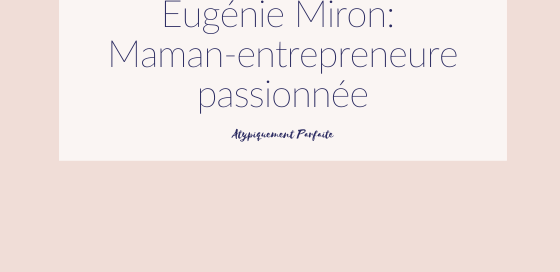 Eugénie Miron en entrevue. On parle de maternité, de langage des signes, de haut potentiel, de passion, d'intensité et d'entreprenariat. Langue signée, langage signé, Samuel Signes