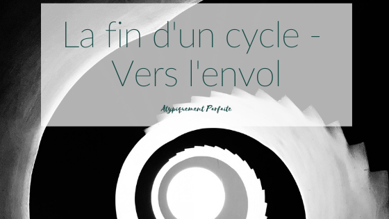 Cycle. La vie nous amène parfois à vivre des cycles. Je parle ici d'un cycle qui aura duré 7 ans. Une spirale de creux succédés par des hauts et des creux encore plus creux et des hauts encore plus hauts pour se conclure par un envol, la fin d'un cycle. #cycle #naturecyclique #santémentale #développementpersonnel #cheminement #avancer #serelever