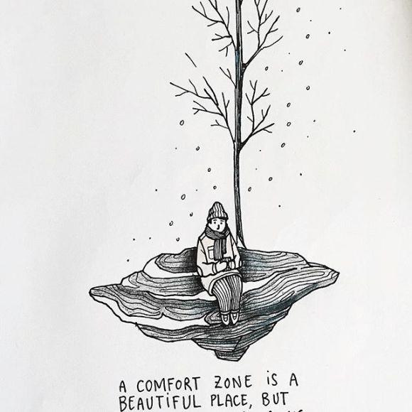Comfort zone / Ignasi Font