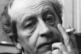 Retrat de l'escriptor i filòsof Jean Amery