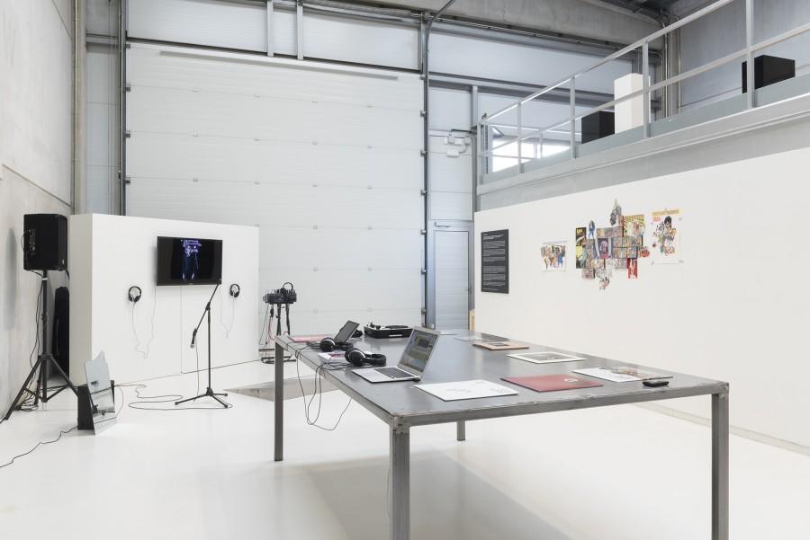 "Del projecte ""NO SONG TO SING"" (2015-2016) David Armengol & Martí Manen"