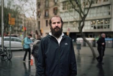 El fotògraf Toni Amengual