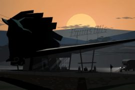 Captura del videojoc 'indie' 'Kentucky Route Zero'