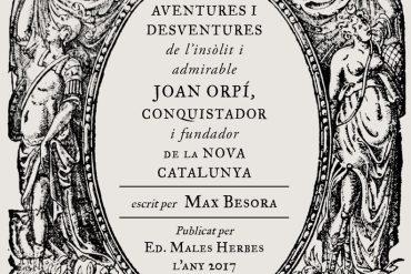Joan Orpí - Max Besora