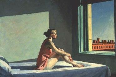 Morning Sun d'Edward Hopper