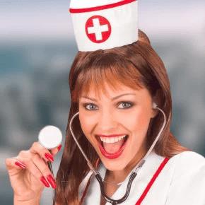 Infirmière / Soubrette / Médecin