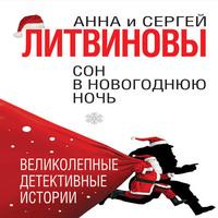 Аудиокнига Сон в новогоднюю ночь (сборник)