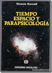 Tiempo, espacio y parapsicologia