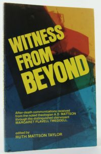 Witness from beyond [Témoin de l'au-delà]