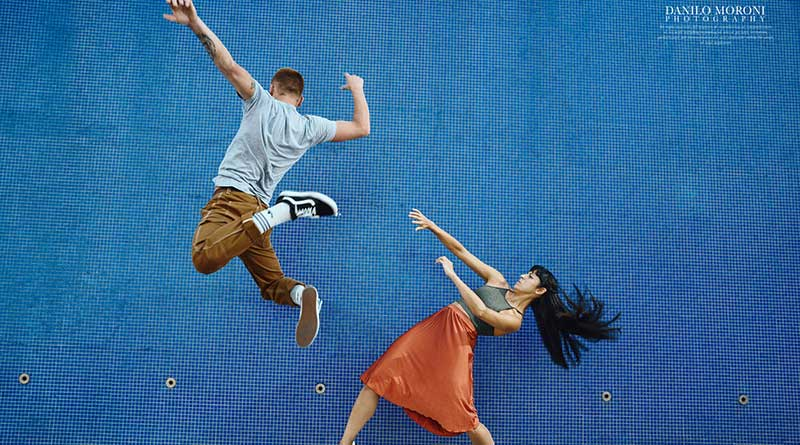 Gianluca Vincentini is Seeking Dancers/Performers for Möbius Dance