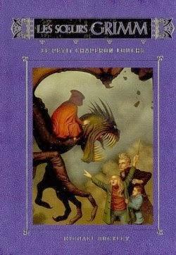 Les soeurs Grimm tome 3: Le petit chaperon louche de Michael BUCKLEY