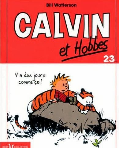 Calvin et Hobbes tome 23 de Bill Watterson