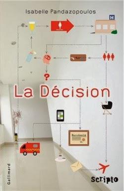 La décision d'Isabelle PANDAZOPOULOS