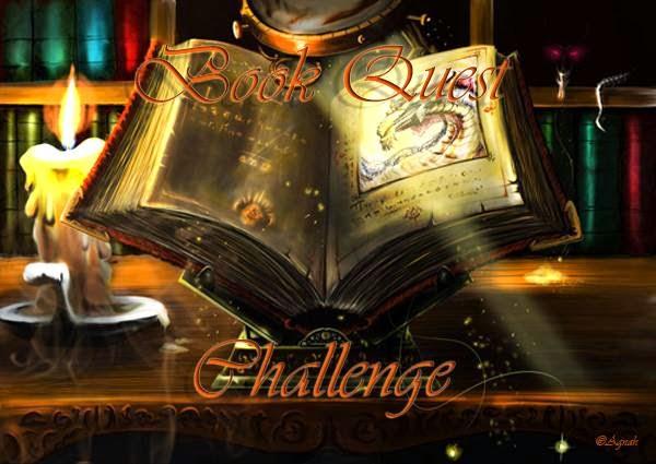Book Quest Challenge: spéciale Halloween