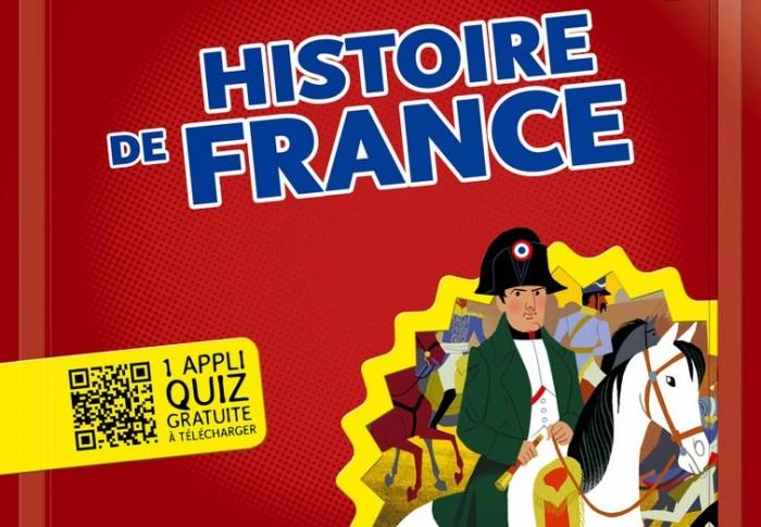 Les concentrés: Histoire de France de COLLECTIF