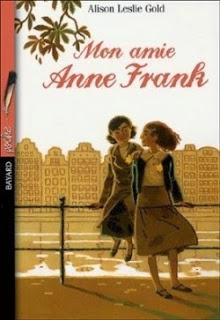 Mon amie Anne Frank d'Alison Leslie GOLD