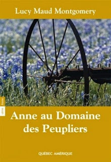 Anne au domaine des peupliers de Lucy Maud MONTGOMERY