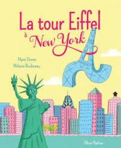 La tour Eiffel à New York de Mymi DOINET