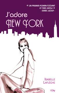 J'adore New-York d'Isabelle LAFLECHE