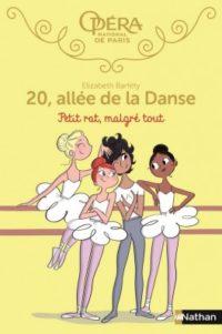 20, allée de la danse tome 6: petit rat malgré lui d'Elisabeth BARFETY