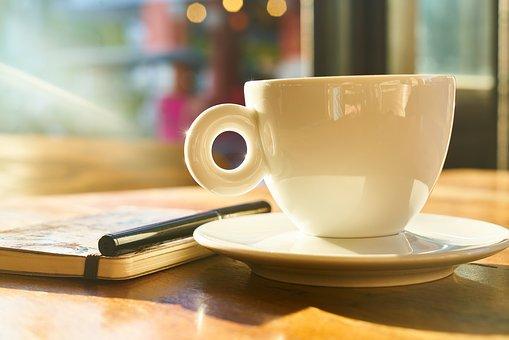 1, 2, 3, nous allons… boire du café!
