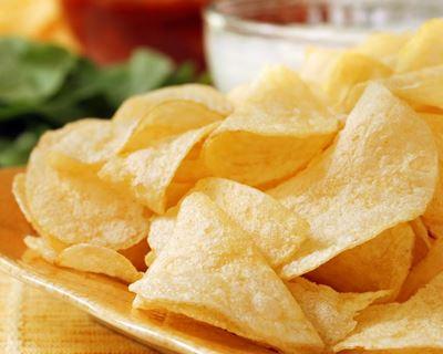 L'origine des chips