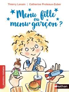 menu fille ou menu garçon