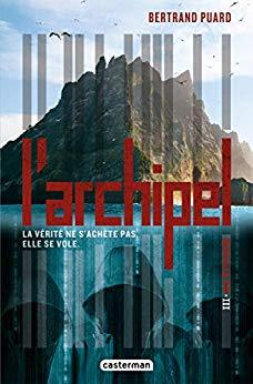 A paraître: L'Archipel tome 3: Altitude de Bertrand PUARD