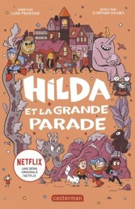 Hilda et la grande parade de Luke PEARSON