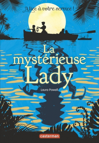 La mystérieuse lady de Laura POWELL