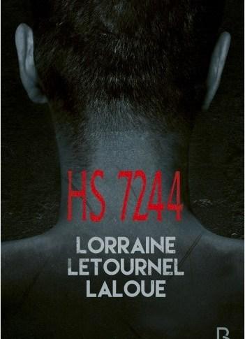 HS 7244 de Lorraine LETOURNEL LALOUE