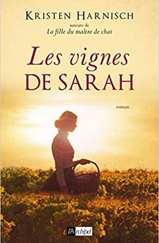 Les vignes de Sarah de Kristin HARNISCH