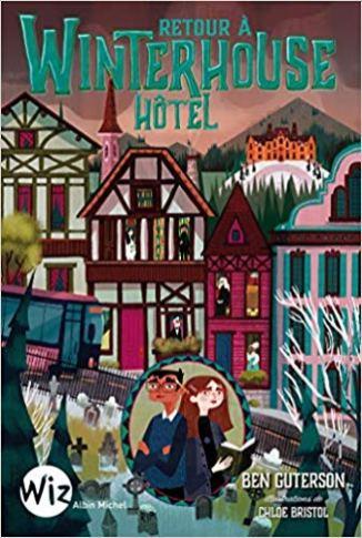 retour à winterhouse hotel
