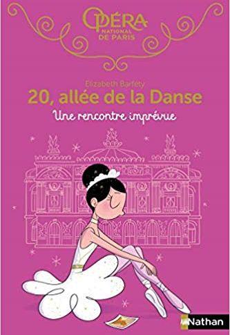 20, allée de la danse tomes 15 et 16 d'Elisabeth BARFETY