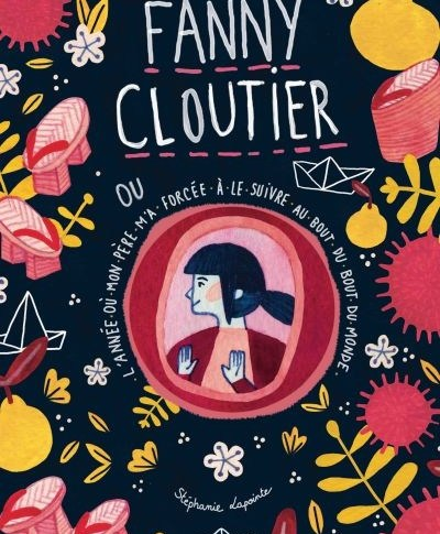 Fanny Cloutier tome 2 de Stéphanie LAPOINTE