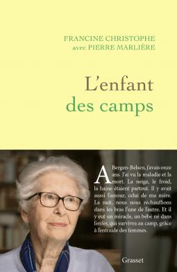 L'enfant des camps de Francine Christophe
