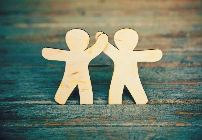 1, 2, 3, nous irons… parler d'amitié!