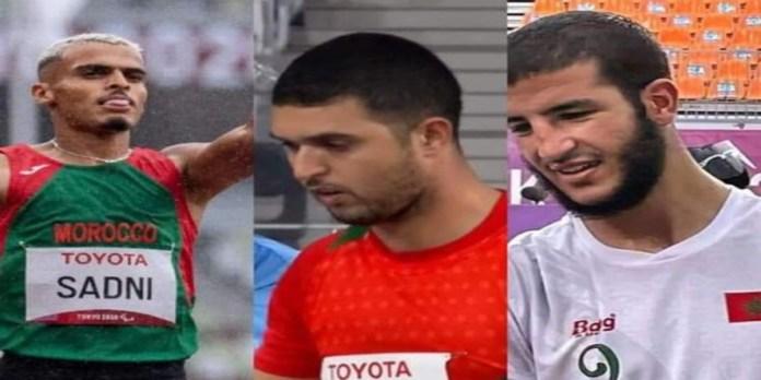 Jeux paralympiques de Tokyo: Le Maroc compte désormais onze médailles