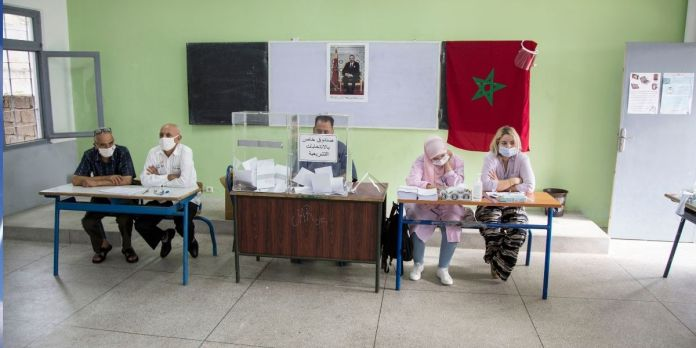 Maroc: les élections vues par Europa Press