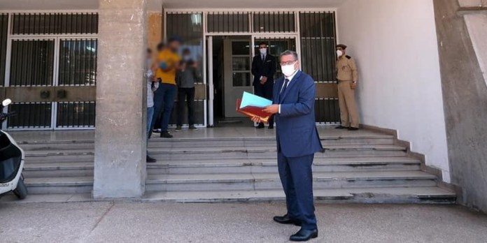 Mairie d'Agadir: Akhannouch dépose son dossier de candidature