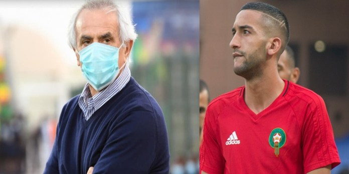 La condition de Hakim Ziyech pour revenir en sélection