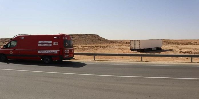 Dakhla: Six morts dans un terrible accident