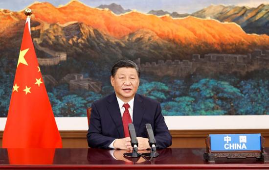 ONU. Xi Jinping appelle à la mise en place d'une communauté mondiale de développement avec un avenir partagé