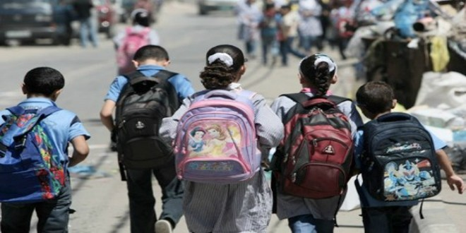Rentrée au Maroc: les élèves reprennent le chemin de l'école