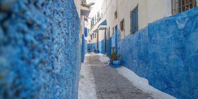 Rabat: trois artistes font escale aux Oudayas