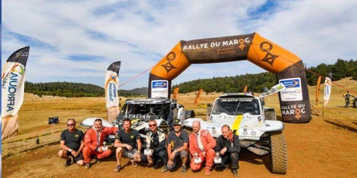 Rallye du Maroc 2021: tout ce qu'il faut savoir
