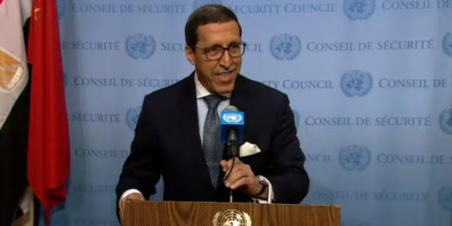 1ère Commission: Hilale entame la présidence du Maroc