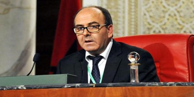 Chambre des conseillers: pot de départ pour Hakim Benchamach